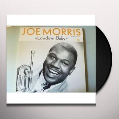 Joe Morris LOWDOWN BABY Vinyl Record