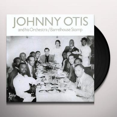 Johnny Otis BARRELHOUSE STOMP Vinyl Record