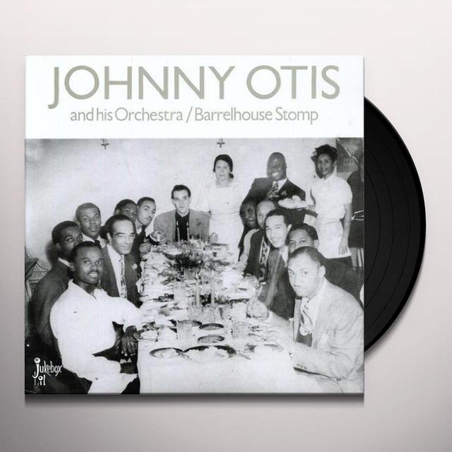 Johnny Otis BARRELHOUSE STOMP Vinyl Record