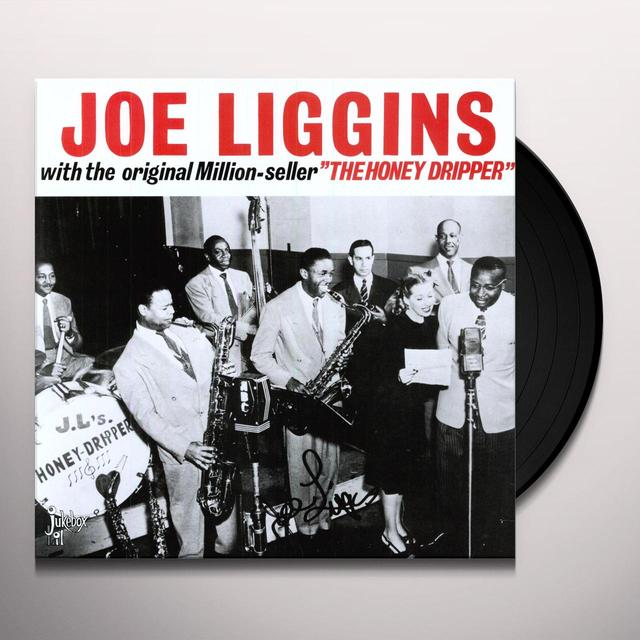 Joe Liggins HONEYDRIPPER Vinyl Record