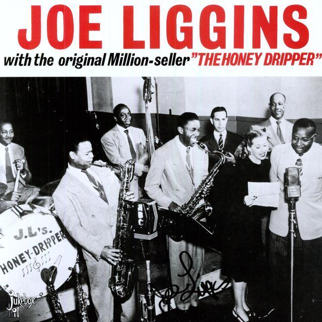 Joe Liggins HONEYDRIPPER Vinyl Record