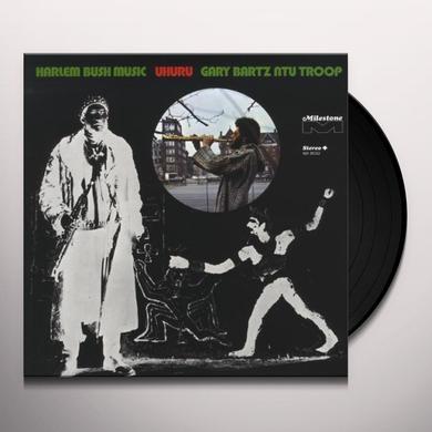 Gary Bartz & Ntu Troop HARLEM BUSH MUSIC UHURU Vinyl Record