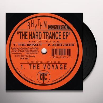Rhythm Control HARD TRANCE EP Vinyl Record