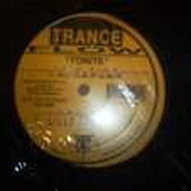 No D.A.P. & Lilly Flow TRANCE FLOW / TONITE Vinyl Record
