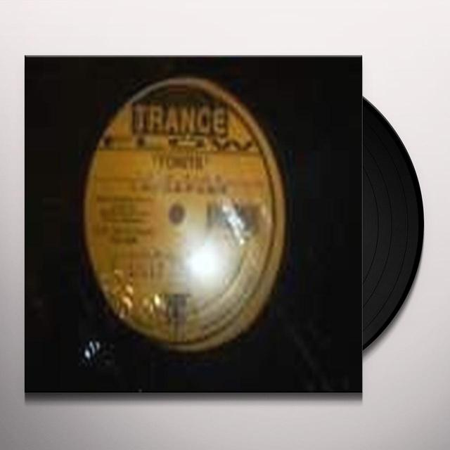 No D.A.P. & Lilly Flow TRANCE FLOW / TONITE Vinyl Record