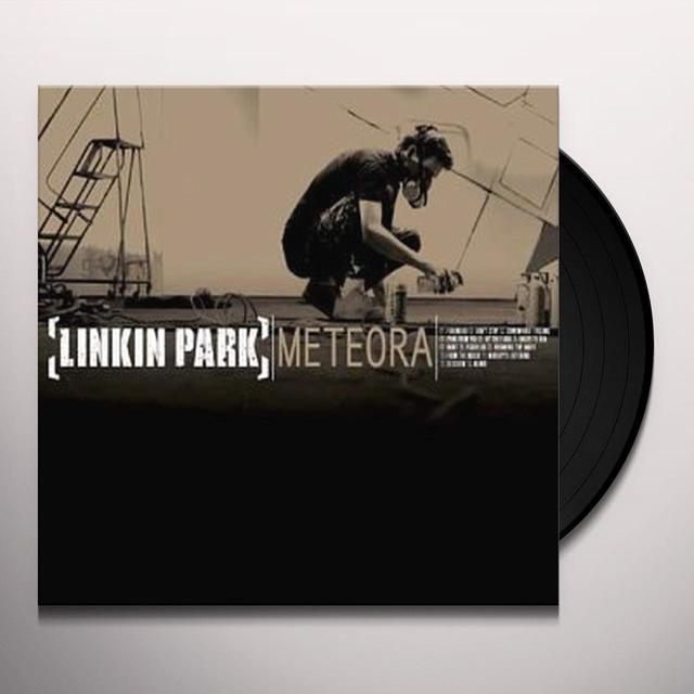 Linkin Park Meteora Vinyl Gold Linkin Park Meteora Vinyl