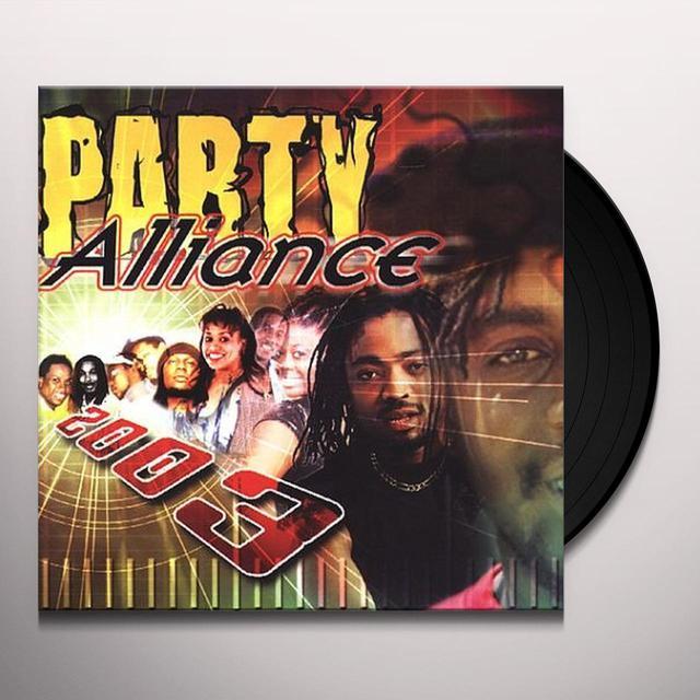 Kmc PARTY ALLIANCE 2003 Vinyl Record