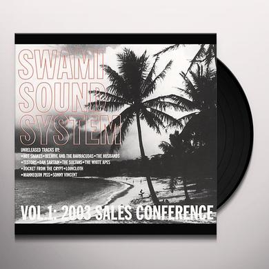 SWAMI SOUND SYSTEM 1 / VARIOUS Vinyl Record