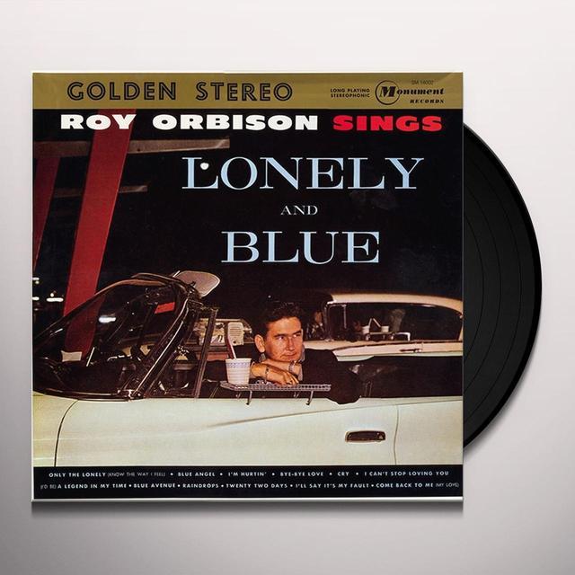 Roy Orbison LONELY & BLUE (Vinyl)