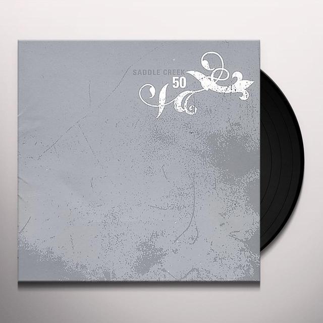 SADDLE CREEK 50 / VARIOUS Vinyl Record