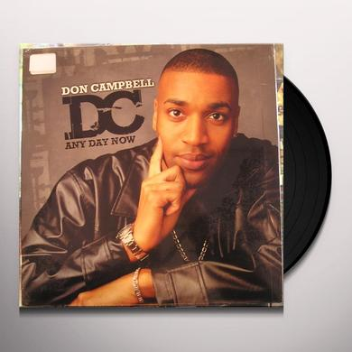 Don Campbell ANY DAY NOW Vinyl Record