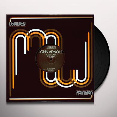 John Arnold ROUGH / ANACONDA (SINGLE) Vinyl Record