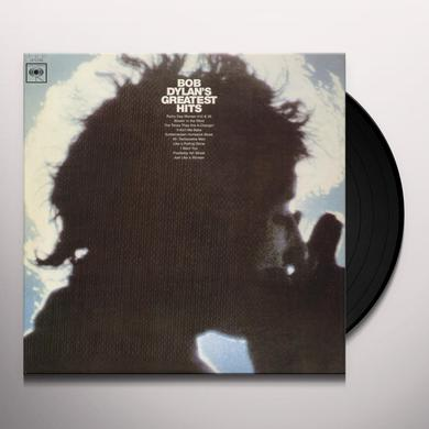 Bob Dylan GREATEST HITS Vinyl Record