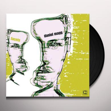 Daniel Magg FACETS Vinyl Record