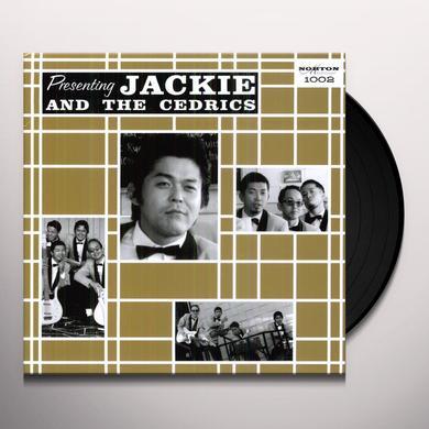 PRESENTING JACKIE & THE CEDRICS Vinyl Record