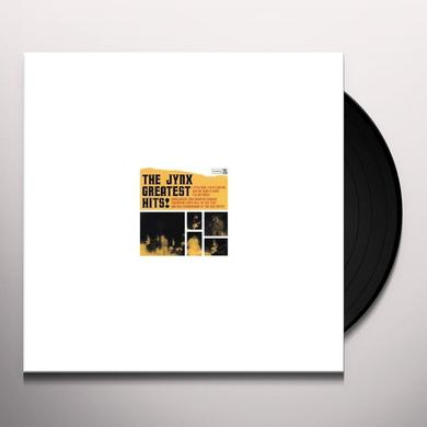 Jynx GREATEST HITS Vinyl Record - 10 Inch Single