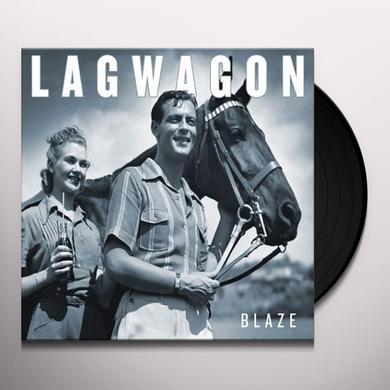 Lagwagon BLAZE Vinyl Record