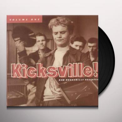 KICKSVILLE 1 / VARIOUS Vinyl Record