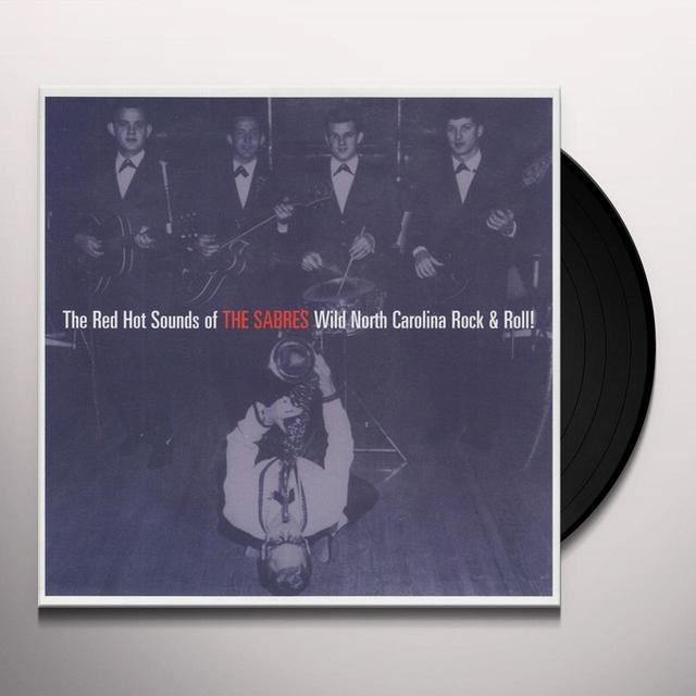RED HOT SOUND OF THE SABRES Vinyl Record