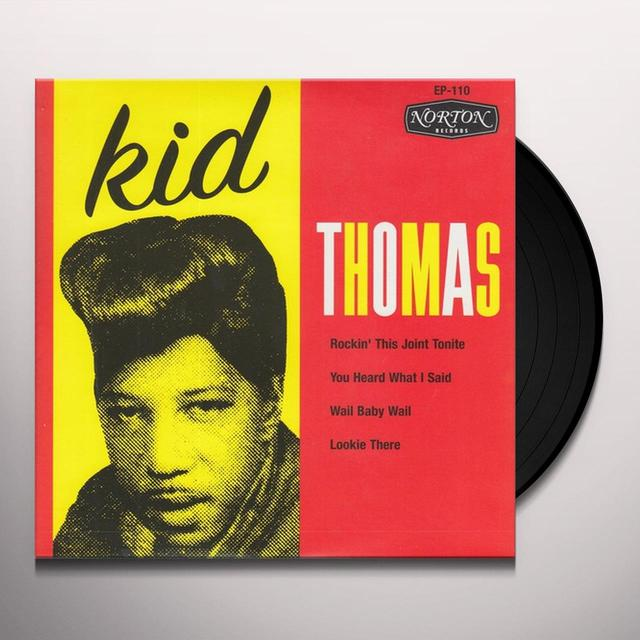KID THOMAS Vinyl Record