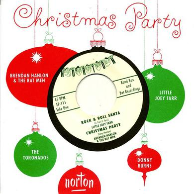 CHRISTMAS PARTY / VARIOUS Vinyl Record