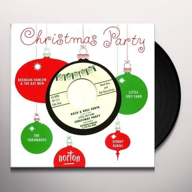 CHRISTMAS PARTY / VARIOUS Vinyl Record