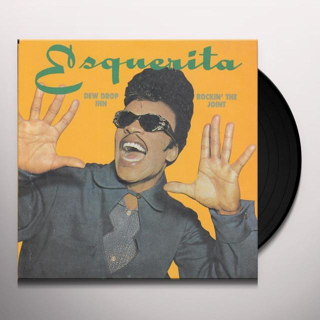Esquirita DEW DROP INN / ROCKIN THE JOINT Vinyl Record