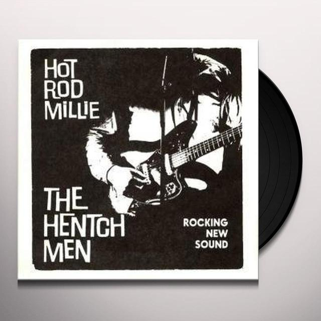 The Hentchmen HOT ROD MILLIE / OUR LITTLE RENDEZVOUS Vinyl Record