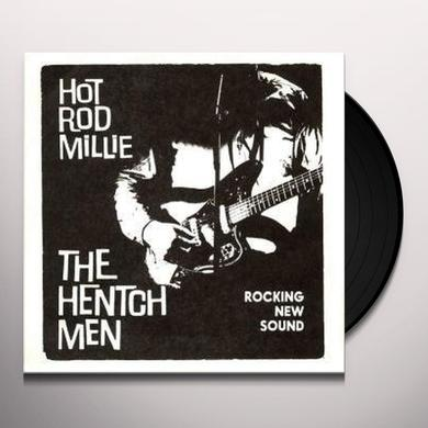 The Hentchmen HOT ROD MILLIE / OUR LITTLE RENDEZVOUS Vinyl Record