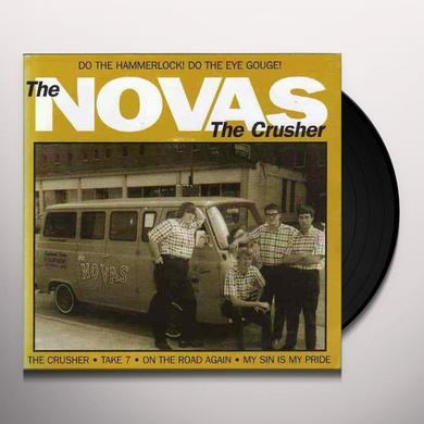 Novas CRUSHER Vinyl Record