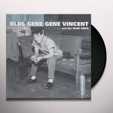 Gene Vincent BLUE GENE Vinyl Record