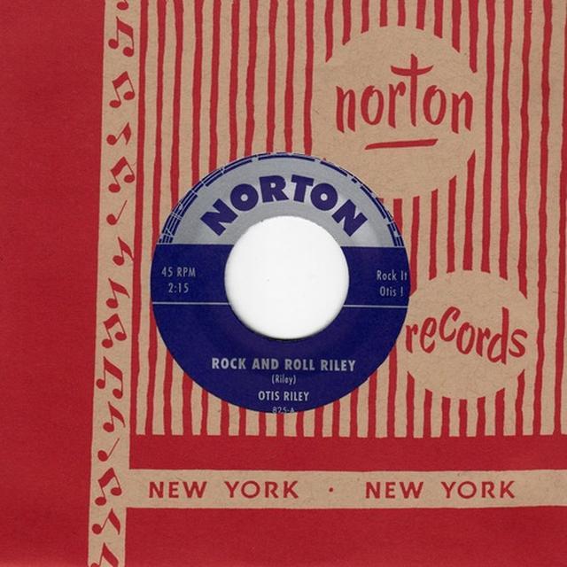 Otis Riley ROCK & ROLL RILEY / SURE LOOKS GOOD TO ME Vinyl Record