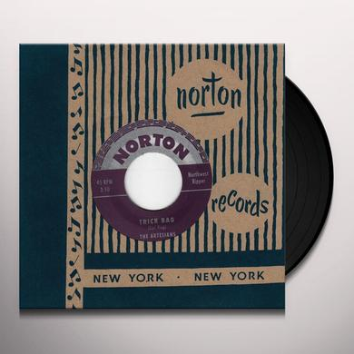 Woody Artesians / Carr & The El Caminos TRICK BAG / MY WOMAN Vinyl Record