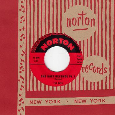 REVENGE / RATS REVENGE PART 2 Vinyl Record