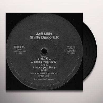 Jeff Mills SHIFTY DISCO E.P. Vinyl Record