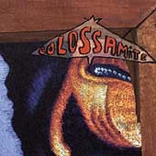 Colossamite ECONOMY OF MOTION Vinyl Record