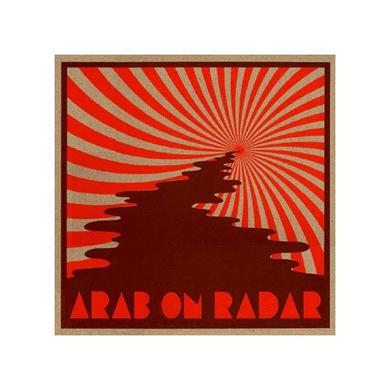 Arab On Radar SOAK THE SADDLE Vinyl Record