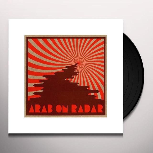 Arab On Radar SOAK THE SADDLE Vinyl Record - Limited Edition