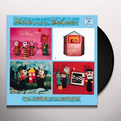 Flossie & The Unicorns ANIMALS CLUBHOUSE Vinyl Record