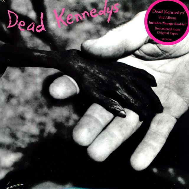 Dead Kennedys PLASTIC SURGERY DISASTERS Vinyl Record