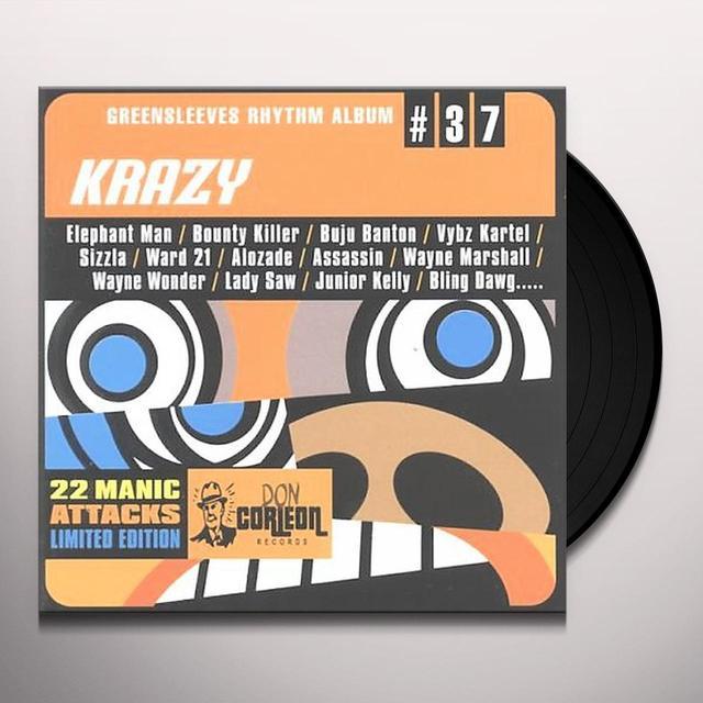 KRAZY / VARIOUS Vinyl Record