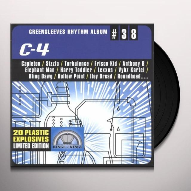 C-4 / VARIOUS Vinyl Record