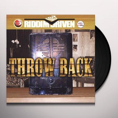 RIDDIM DRIVEN: THROW BACK / VARIOUS Vinyl Record