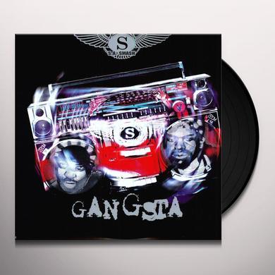 Sa Smash / Cage GANGSTA / SMASH TV Vinyl Record