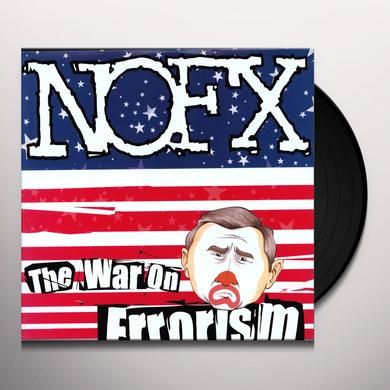 Nofx WAR ON ERROISM Vinyl Record