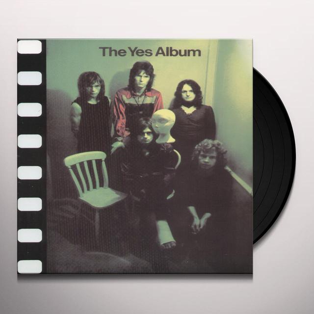 YES ALBUM Vinyl Record