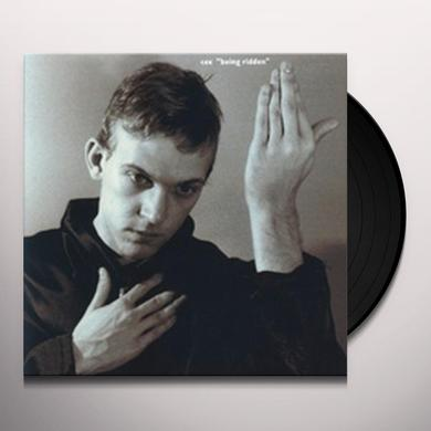 Cex BEING RIDDEN Vinyl Record