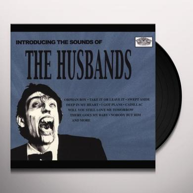INTRODUCING THE HUSBANDS Vinyl Record