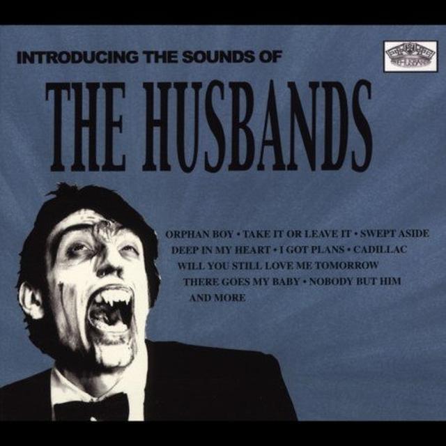 INTRODUCING THE HUSBANDS Vinyl Record