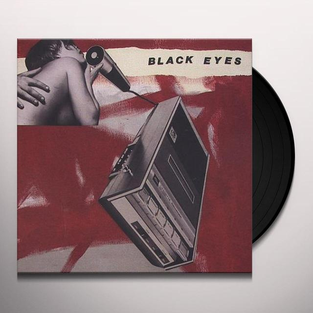 BLACK EYES Vinyl Record